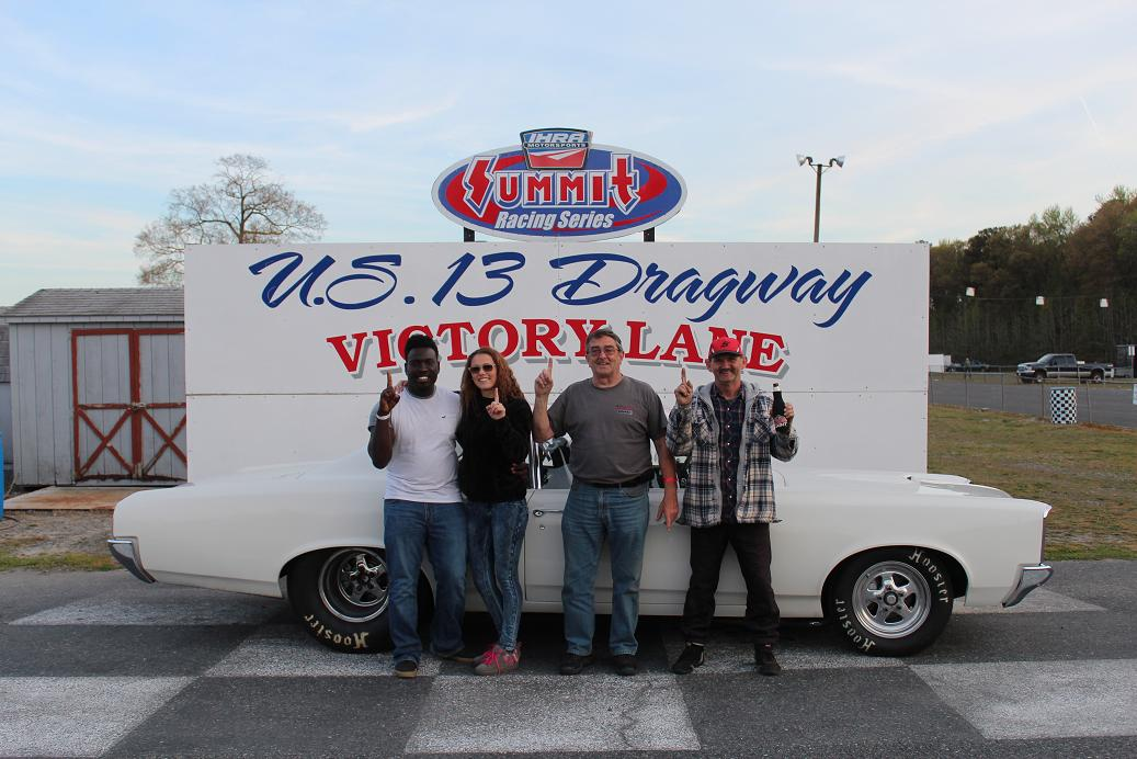 U.S. 13 Dragway Results – April 24, 2016