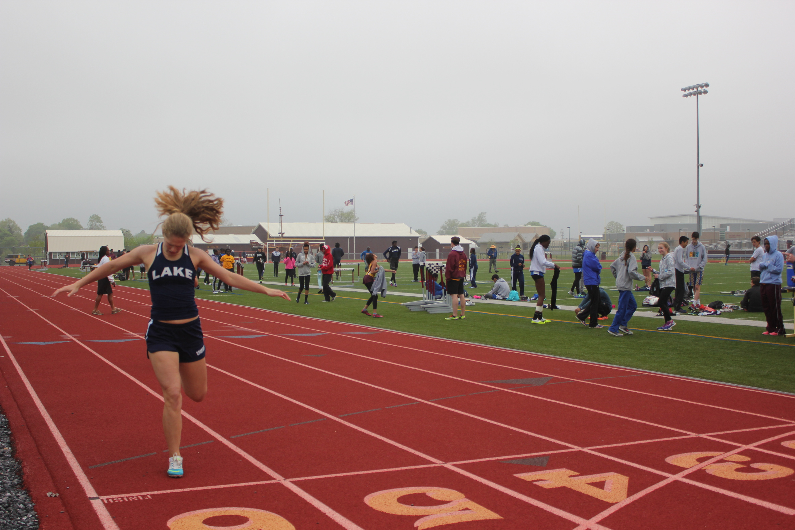 Lake Forest Track & Field Sweeps To Henlopen South Title