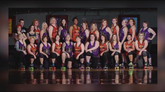 Salisbury Roller Girls' Next Home Game Scheduled