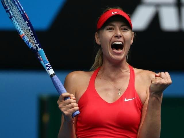 Tennis Star Maria Sharapova Suspended for Two Years