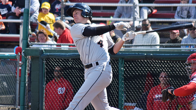 Shorebirds' Mountcastle Named Player of the Week