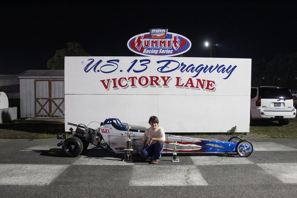 U.S. 13 Dragway Results – June 20, 2016
