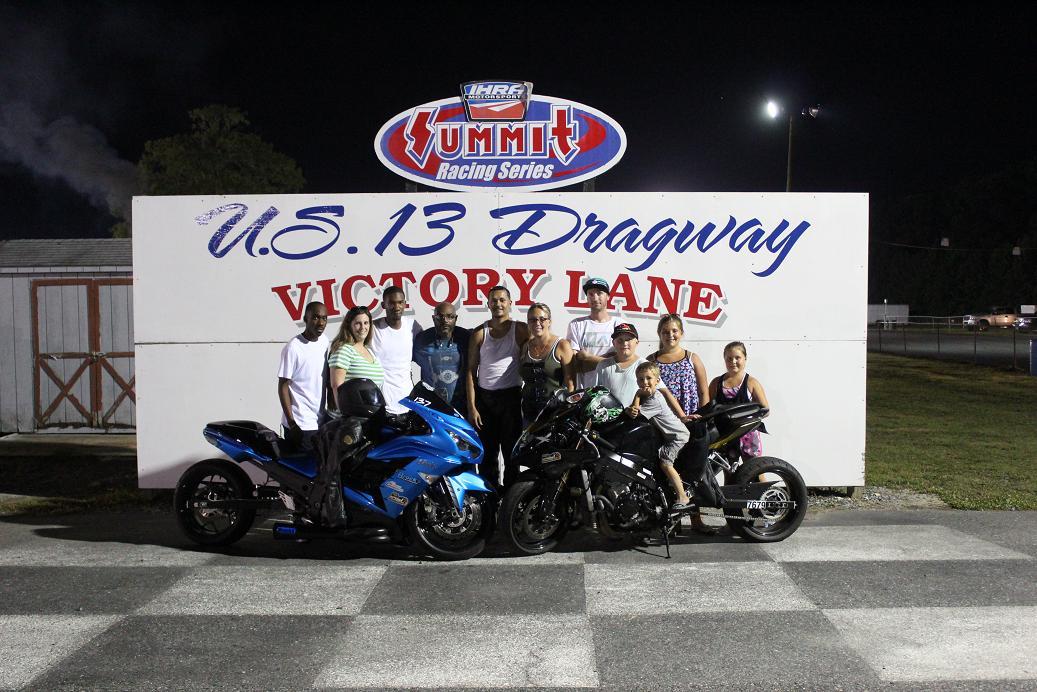 U.S. 13 Dragway Results – July 20, 2016