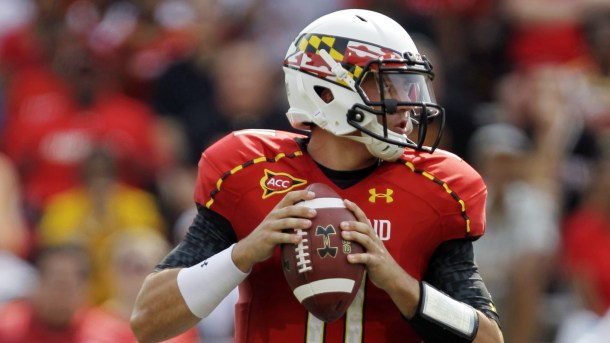 Terps Look To Cap Off A Winning 2016 Season