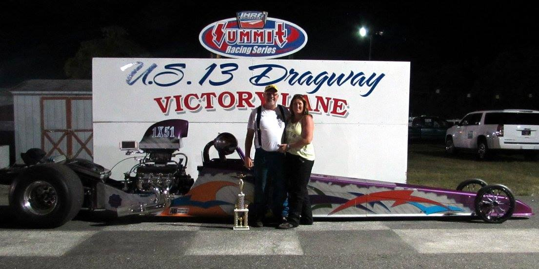 U.S. 13 Dragway Results – August 29, 2016