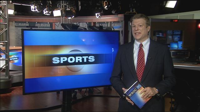 WBOC Sports Report – Thursday November 3, 2016