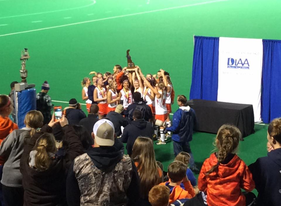 Delmar Wins 2016 High School Field Hockey Championship