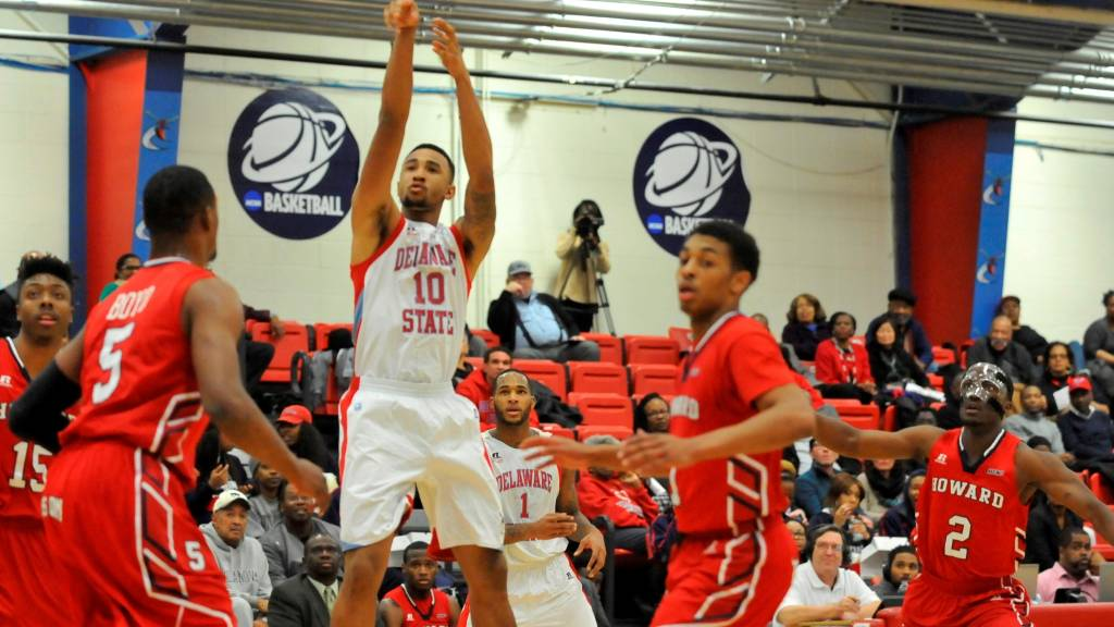 Delaware State Looks To End Slide In The Big Apple