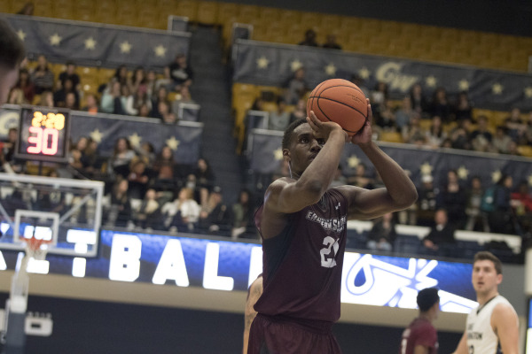 Andino Scores 31 In Maryland Eastern Shore's Win