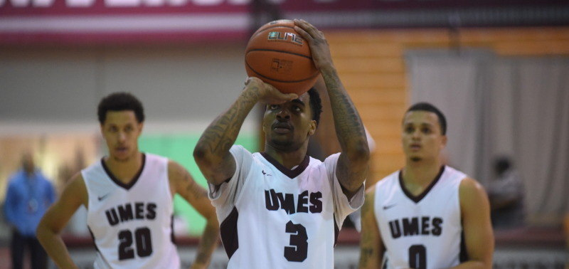 Maryland Eastern Shore Loses First MEAC Game