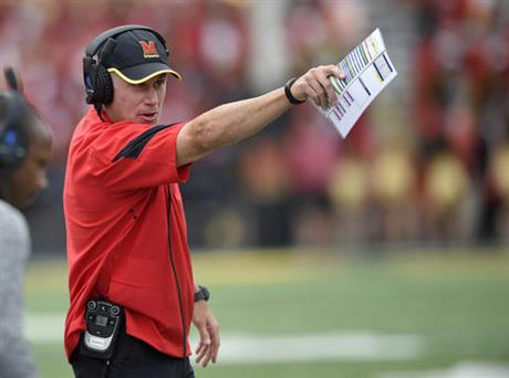 Terps Have Eight Early Enrollees