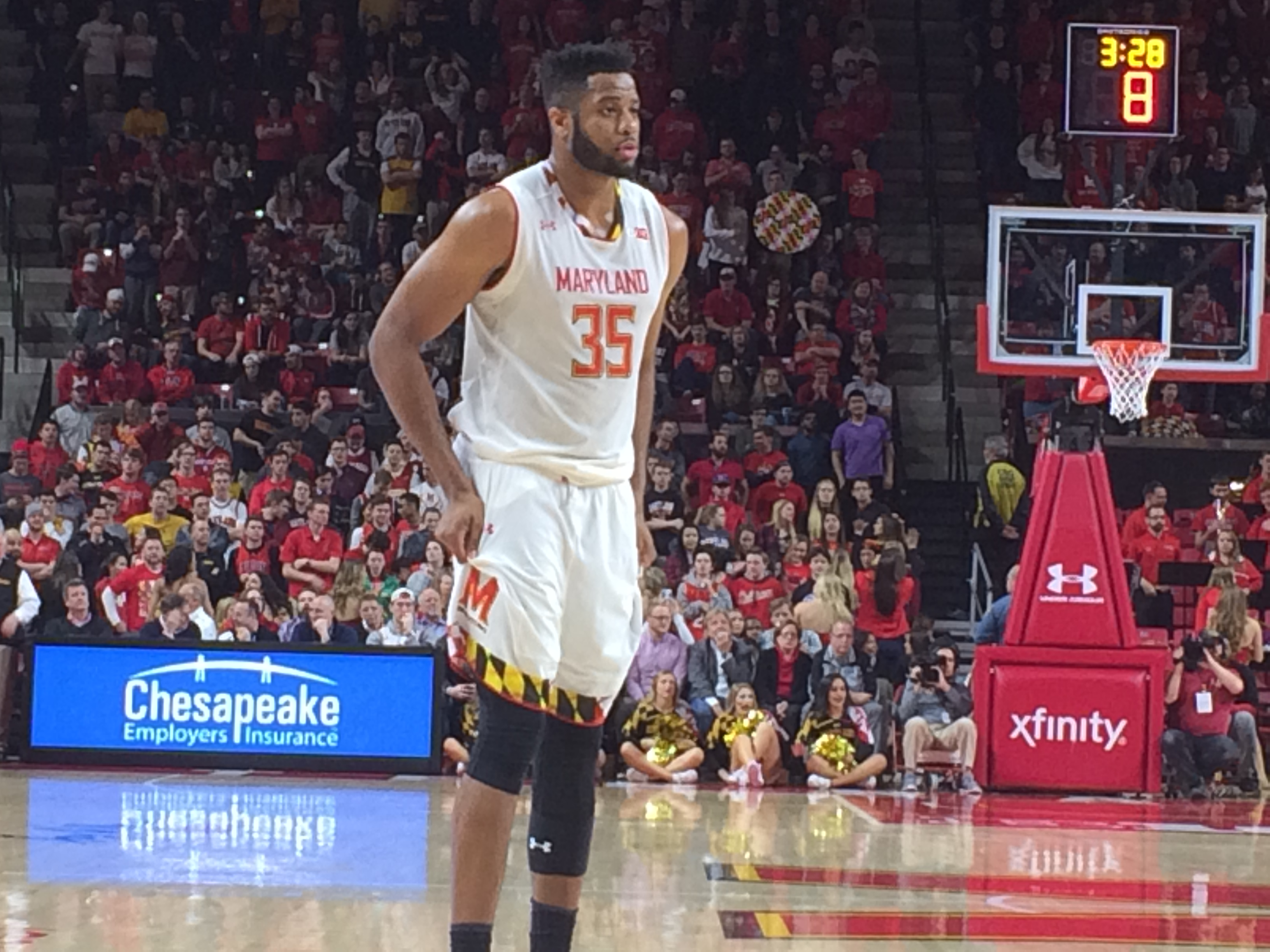 Terps Win Their Seventh In A Row