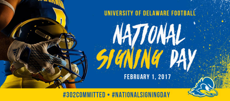 Blue Hens Bolster Roster Following National Signing Day