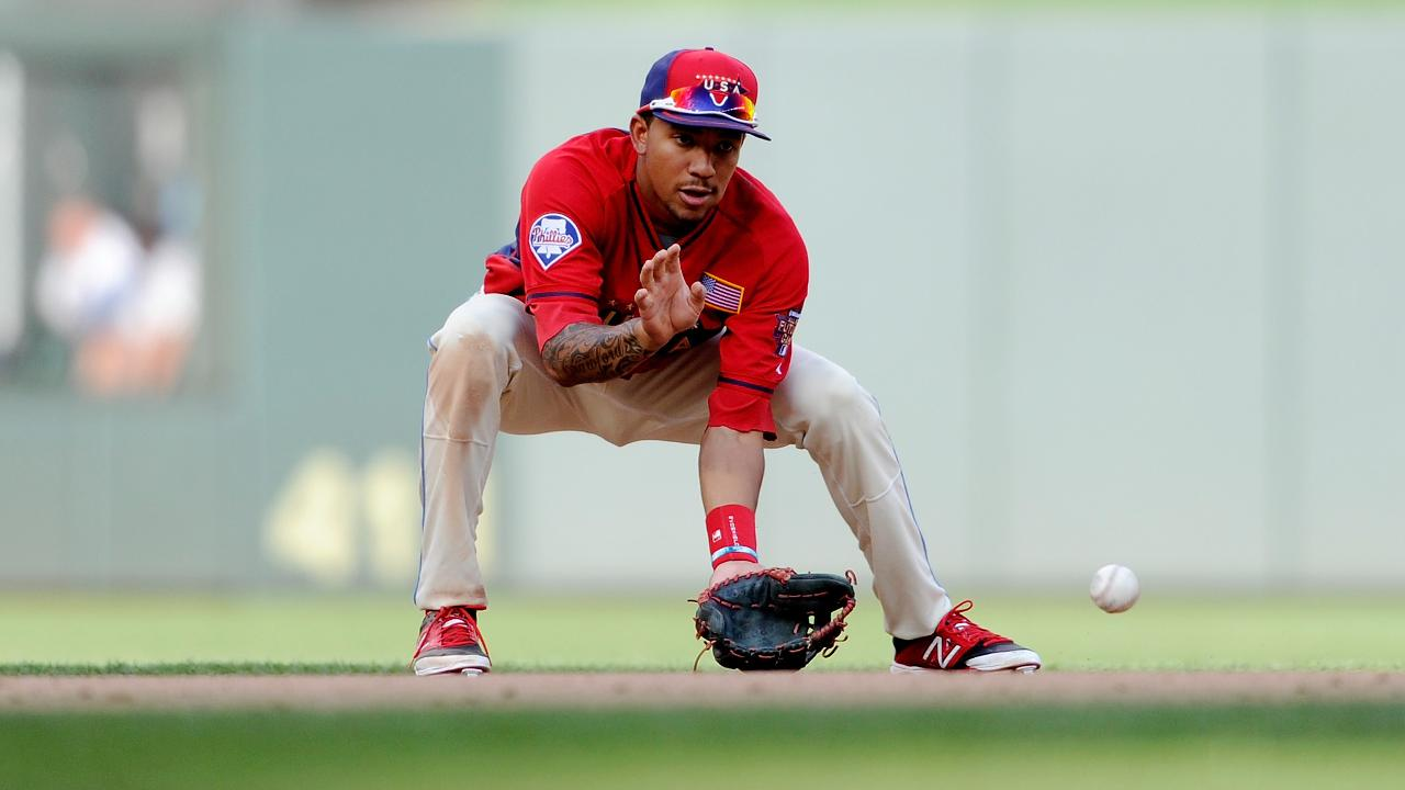Phillies Young Talent Looking To Shine