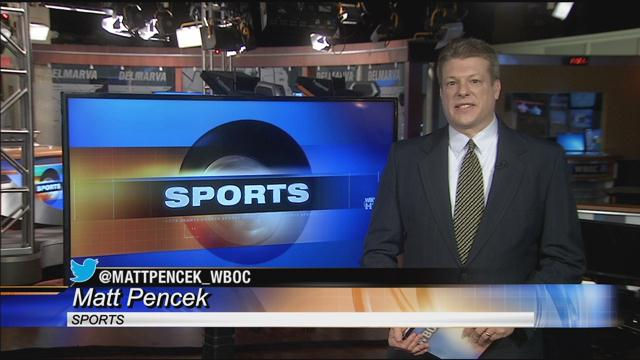 WBOC Sports Report – Friday May 12, 2017