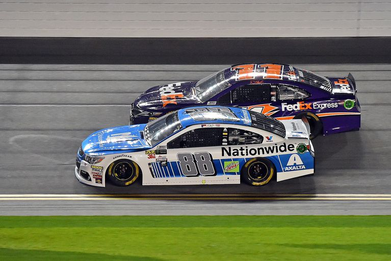 Field Set For Daytona 500