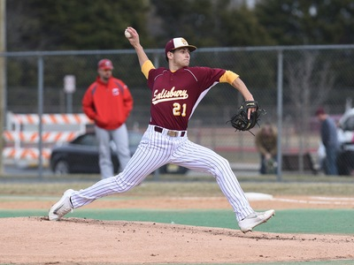 Sea Gulls Baseball Knocks off Washington College