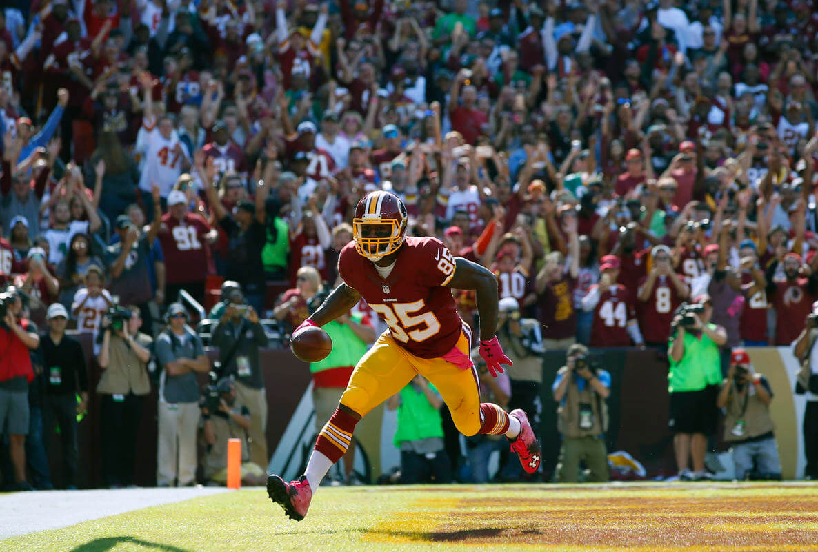 Redskins Re-Sign Vernon Davis