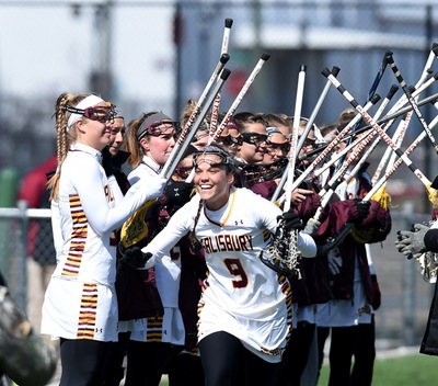 Salisbury Women's Lacrosse Trend Upward in Rankings