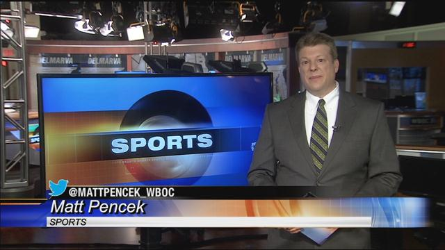 WBOC Sports Report – Monday April 24, 2017