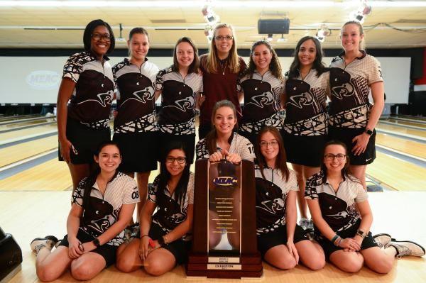 Hawks' Bowling Hoists MEAC Championship