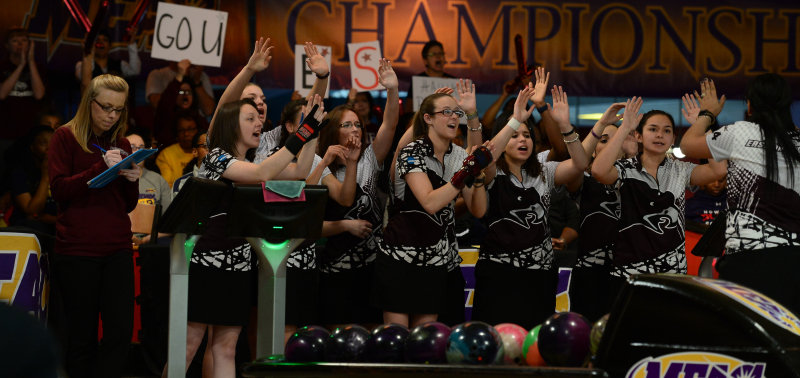 Hawks' Bowling Headed to NCAA Tournament