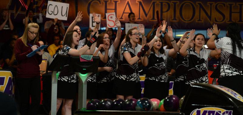 Hawks' Bowling Headed to NCAA Tournament