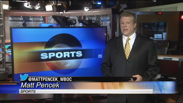 WBOC Sports Report – Monday October 16, 2017