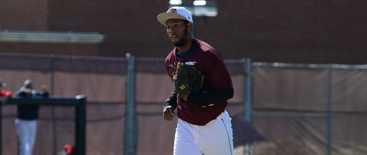 Maryland Eastern Shore Baseball Hosts Navy