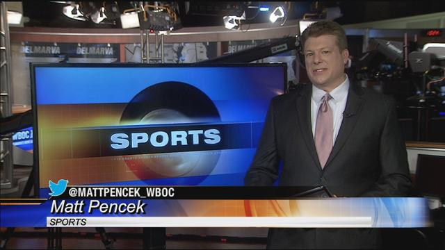 WBOC Sports Report – Thursday November 9, 2017