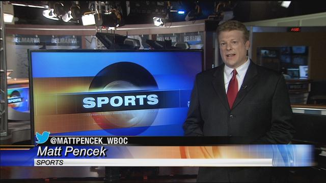 WBOC Sports Report – Wednesday February 14, 2018