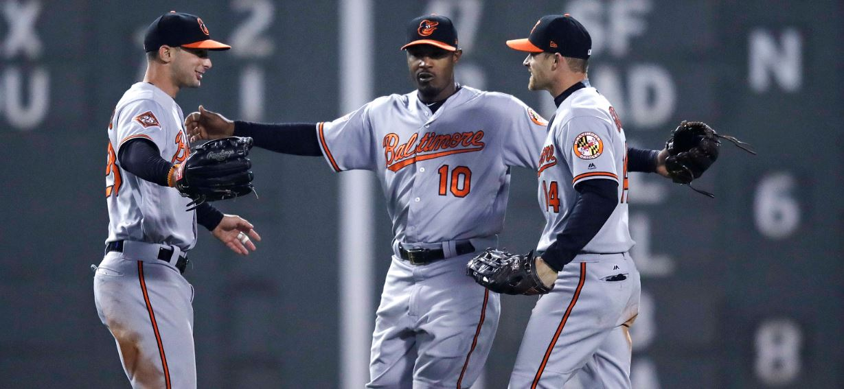 Red Sox Apologize for Fans' Racial Taunts Toward Adam Jones