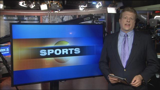 WBOC Sports Report – Monday May 22, 2017