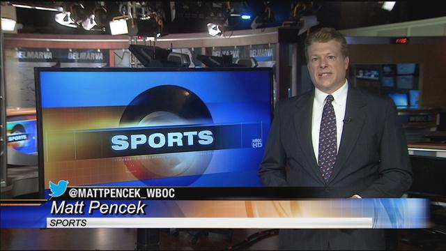 WBOC Sports Report – Wednesday May 10, 2017