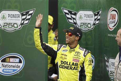 Wallace Jr Is First Black NASCAR Cup Driver in 11 Years