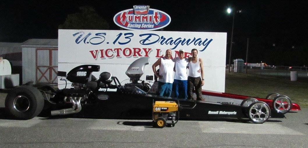 U.S. 13 Dragway Results – June 5, 2017