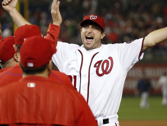 Scherzer Gets All-Star Start