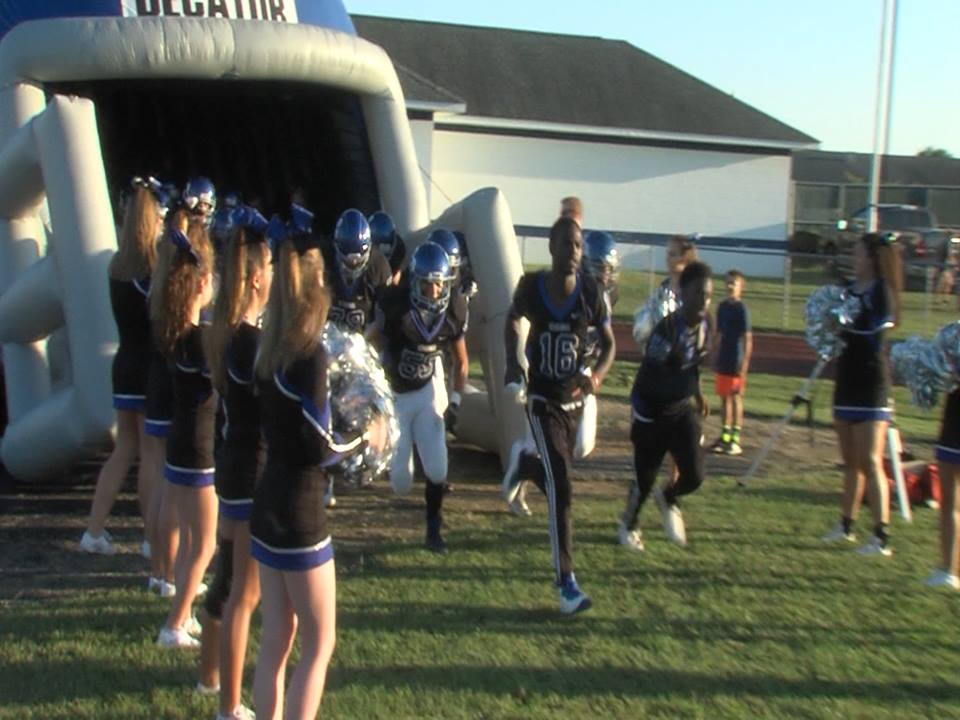 Knox Returns To An Inexperienced Stephen Decatur Team