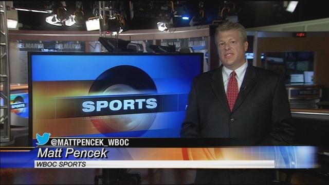 WBOC Sports Report – Wednesday November 1, 2017