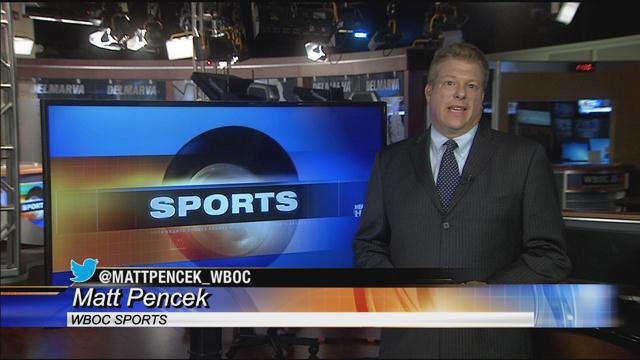 WBOC Sports Report – Tuesday November 14, 2017