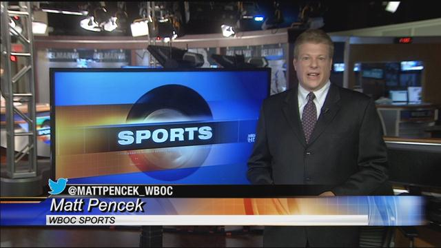 WBOC Sports Report – Thursday November 2, 2017