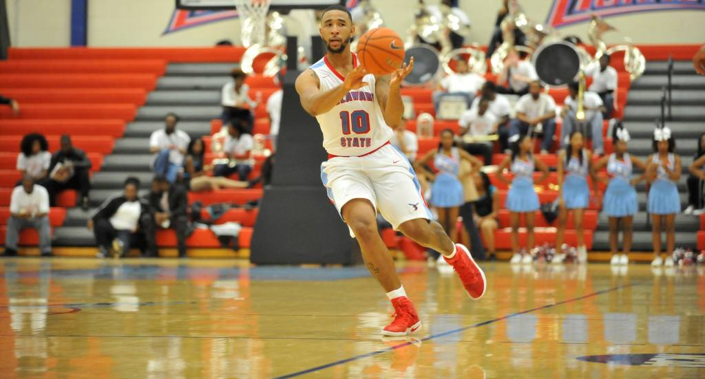 Delaware State Men's Basketball Suffers Loss to Troy