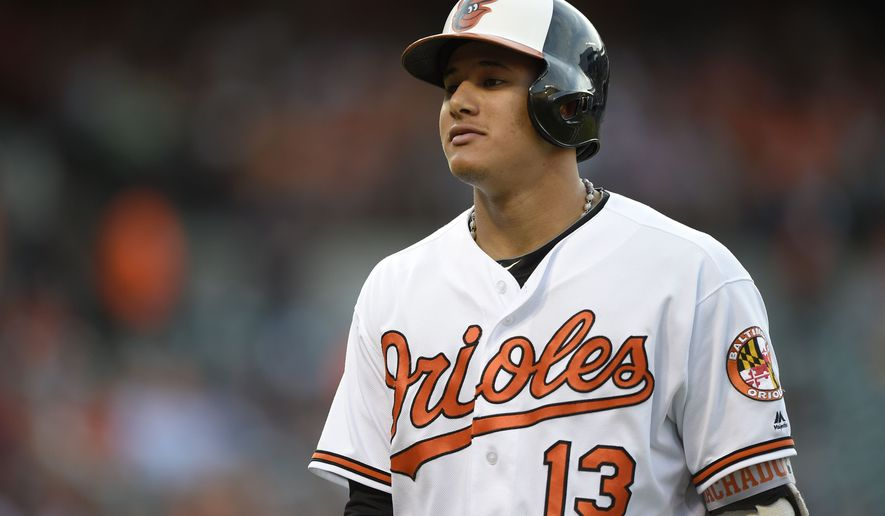 Orioles Shopping Machado