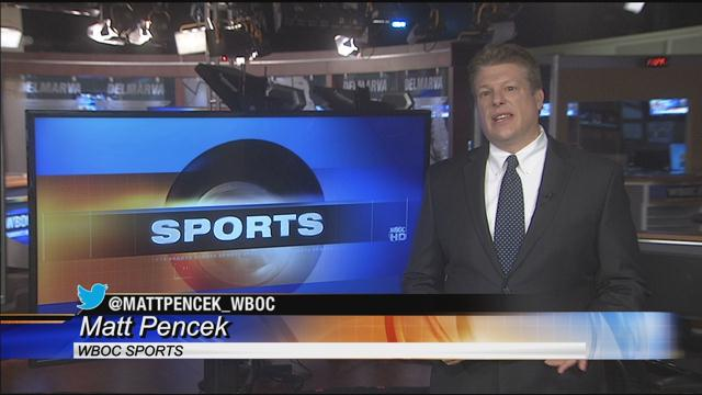 WBOC Sports Report – Monday January 15, 2018