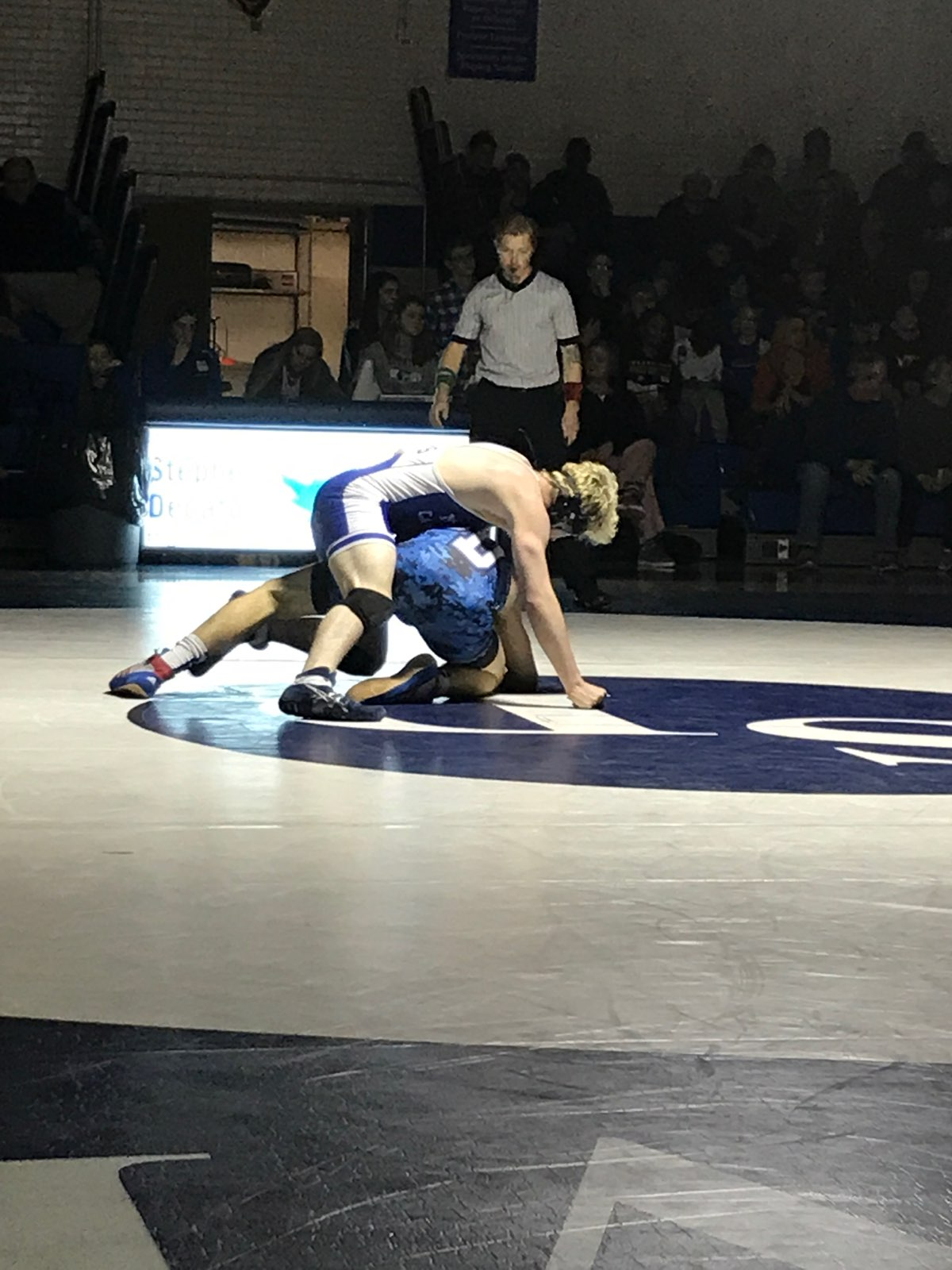 North Caroline Wrestling Stays Undefeated