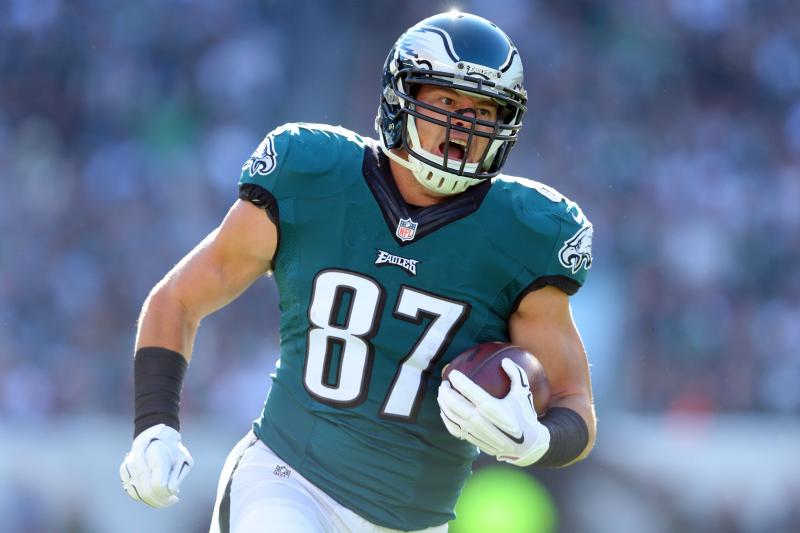 Eagles Lose Two Tight Ends From Super Bowl Team
