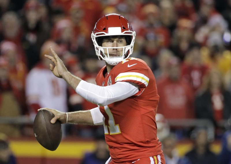 Alex Smith Era Officially Begins