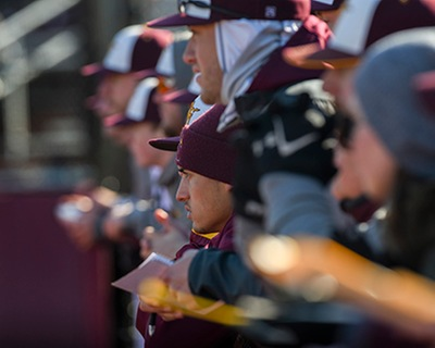 Salisbury Baseball Falls to Johns Hopkins on Senior Day