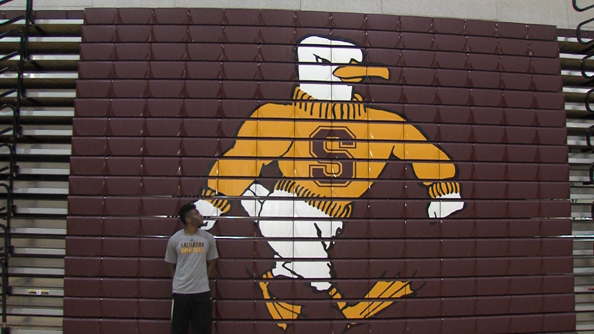Salisbury University Readies For Hoop Camps