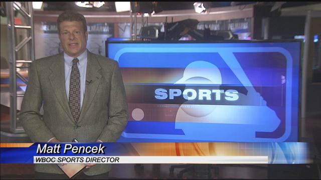 WBOC Sports Report: Monday July 30, 2018